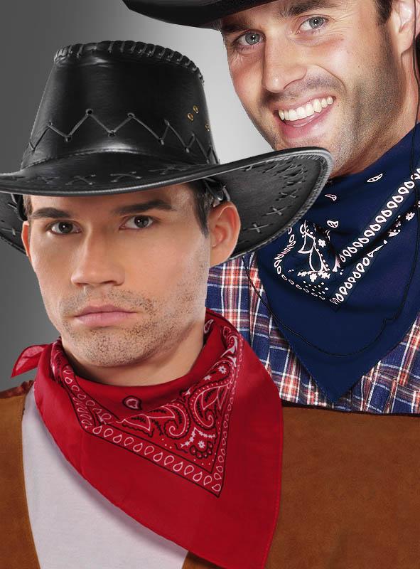 Bandana Halstuch Cowboy