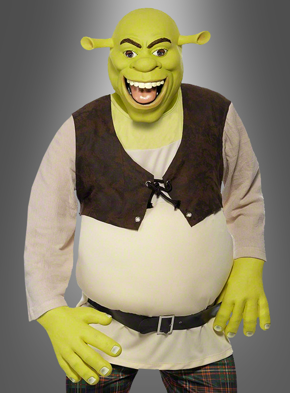 Shrek Ogre costume