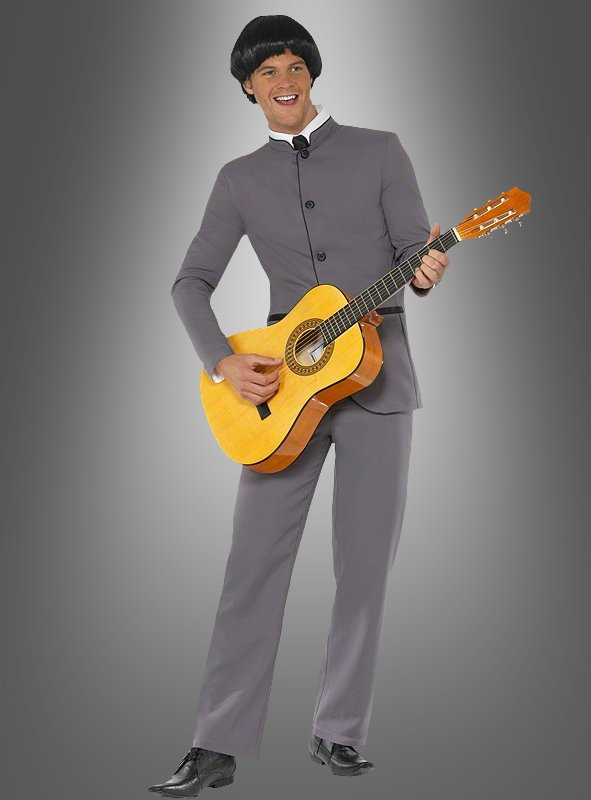 60s Musician Costume Fab Four