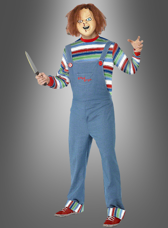 Childs Play Chucky Costume