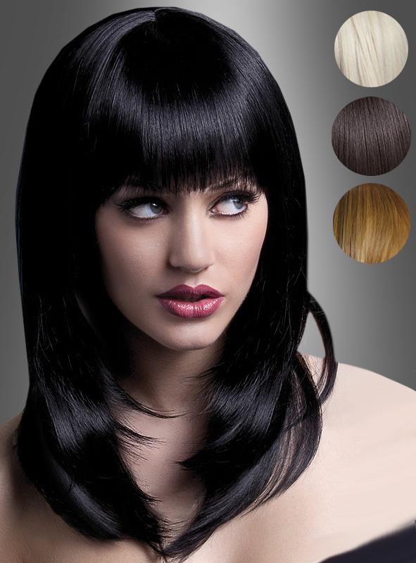 Tanja Deluxe Long Hair Wig
