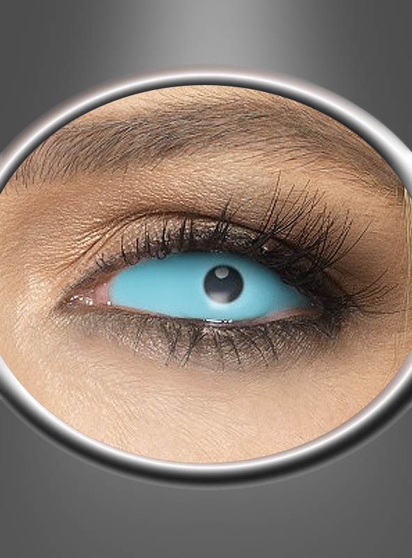 Sclera Kontaktlinsen blau
