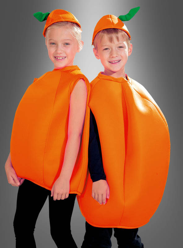 Fruity Orange Childrens Costume