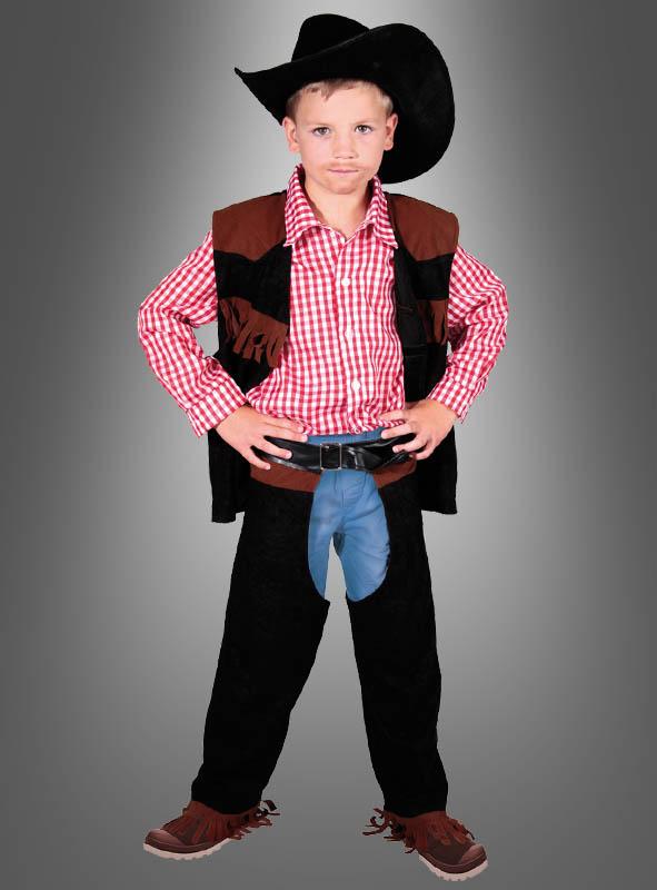 Cowboy John Costume for Children