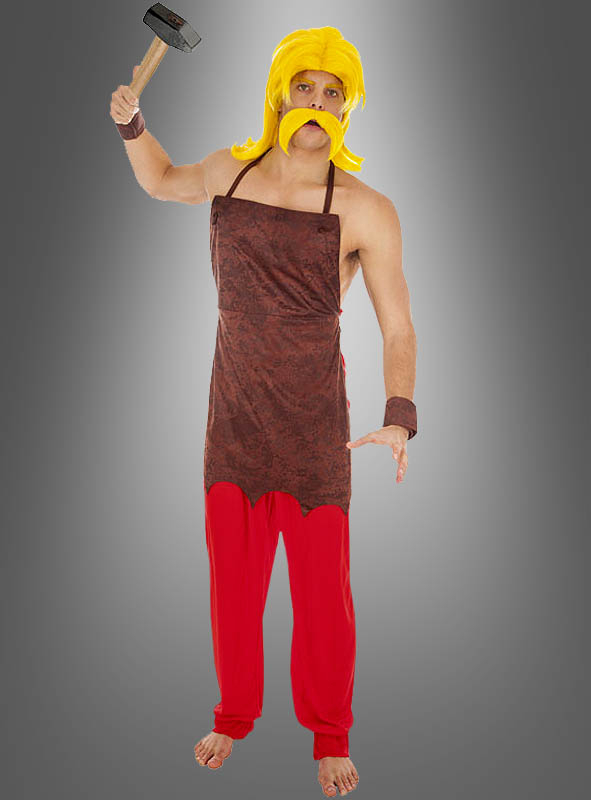 Fulliautomatix Costume