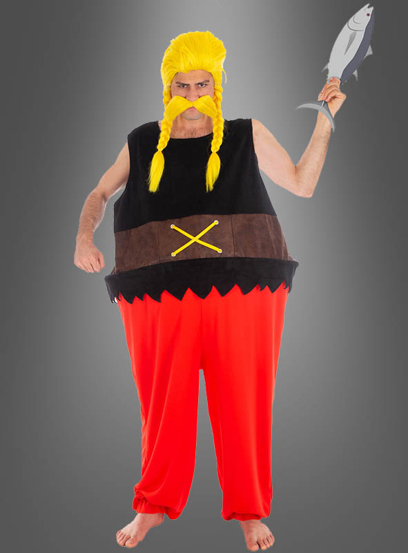 Unhygienix Costume from Asterix