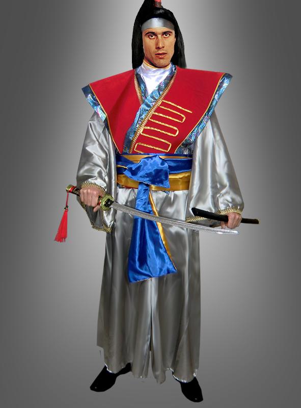 Samurai Krieger Kostüm