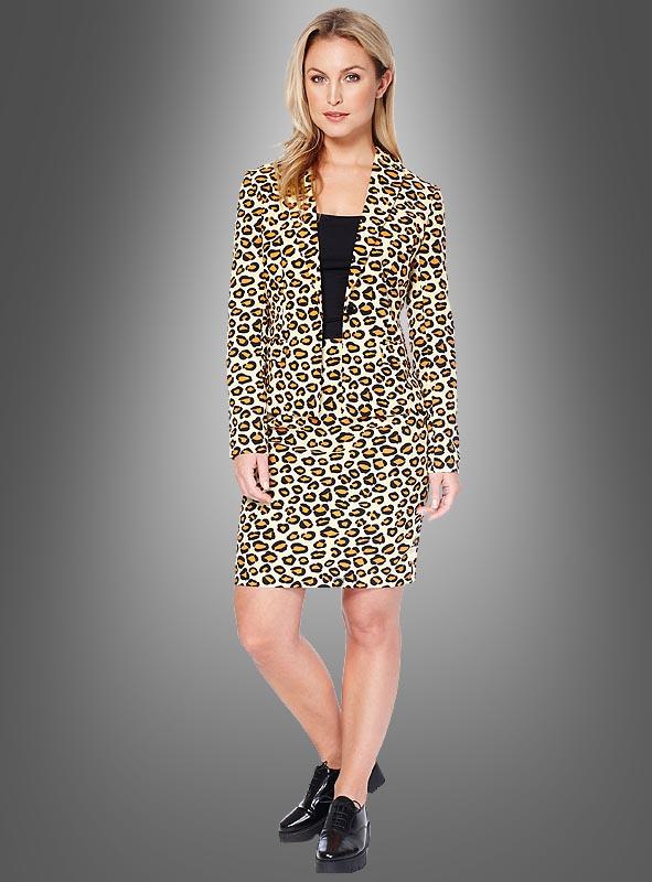 Jaguar OppoSuit Costume for Women