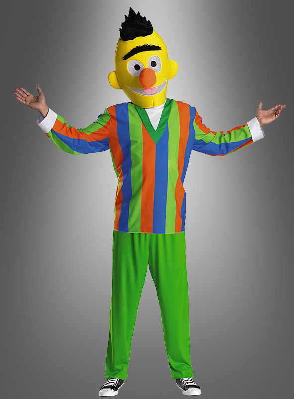 Retro Bert Adult costume