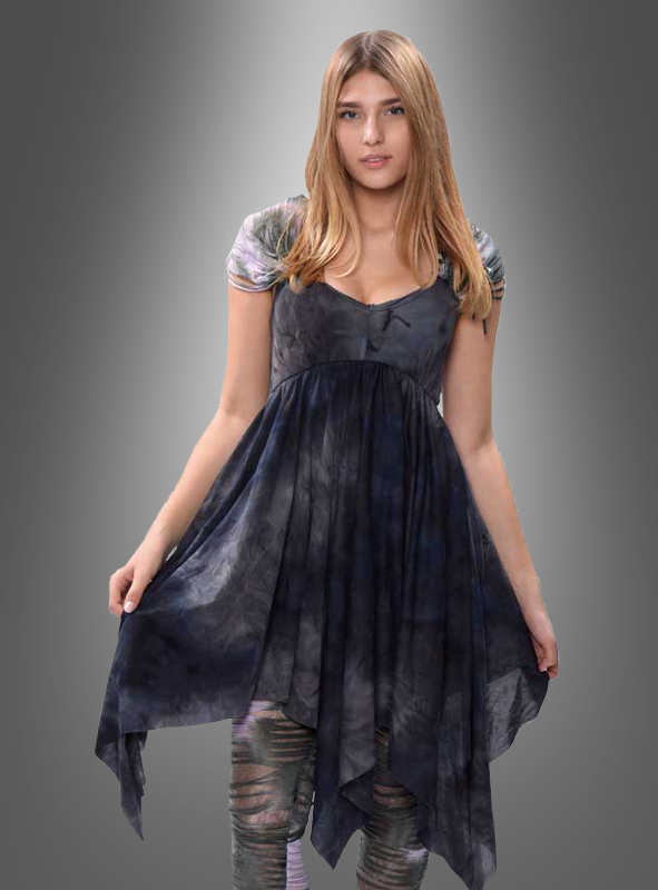Halloween Edge Dress with Leggings