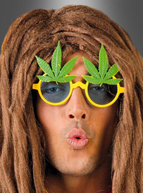 Cannabis Glasses 70s
