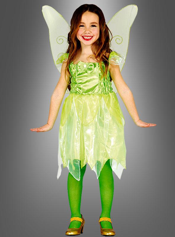 Little Green Fairy Costume