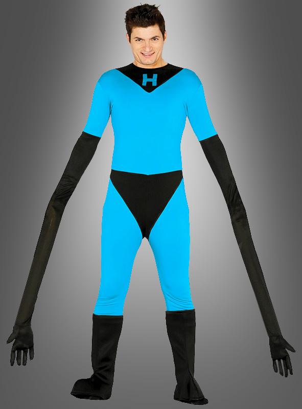 Elastic Superhero Costume