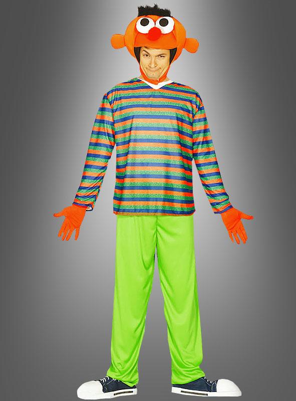 Ernie Und Bert Sesamstrasse Kostüme Bei Kostuempalastd