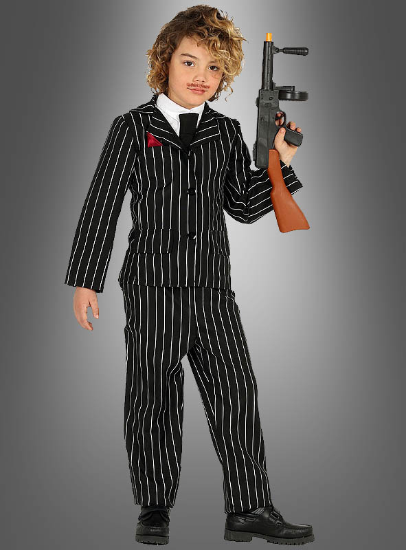 Little Capone Gangster Costume