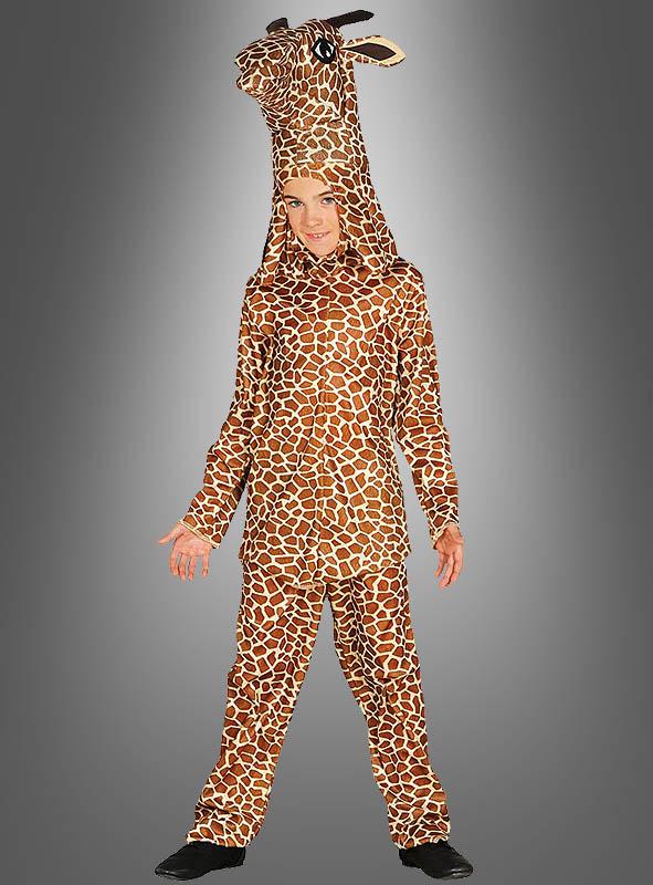 Giraffe Kostüm für Kinder