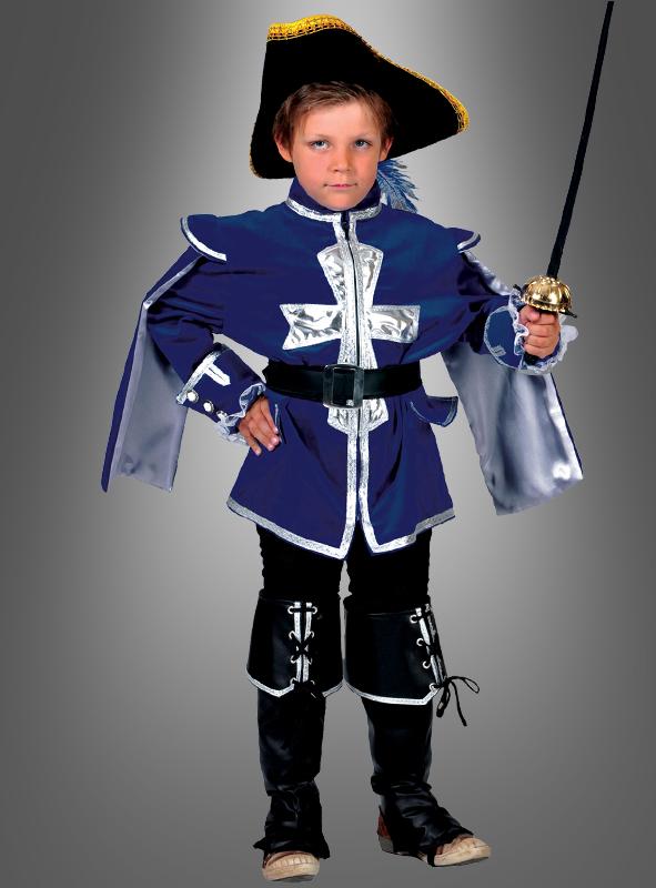 child musceteer costume