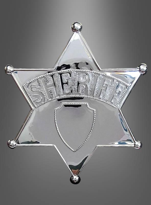 Jumbo Sheriff Star