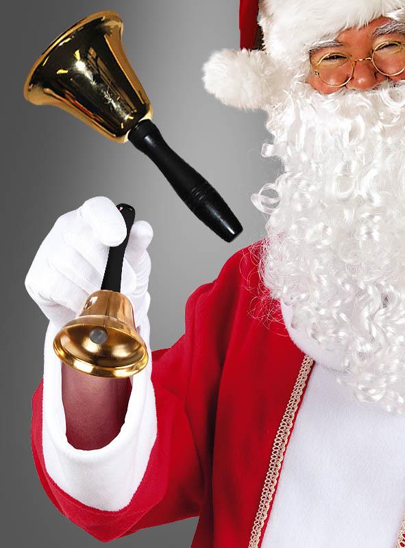 Glocke für den Weihnachtsmann