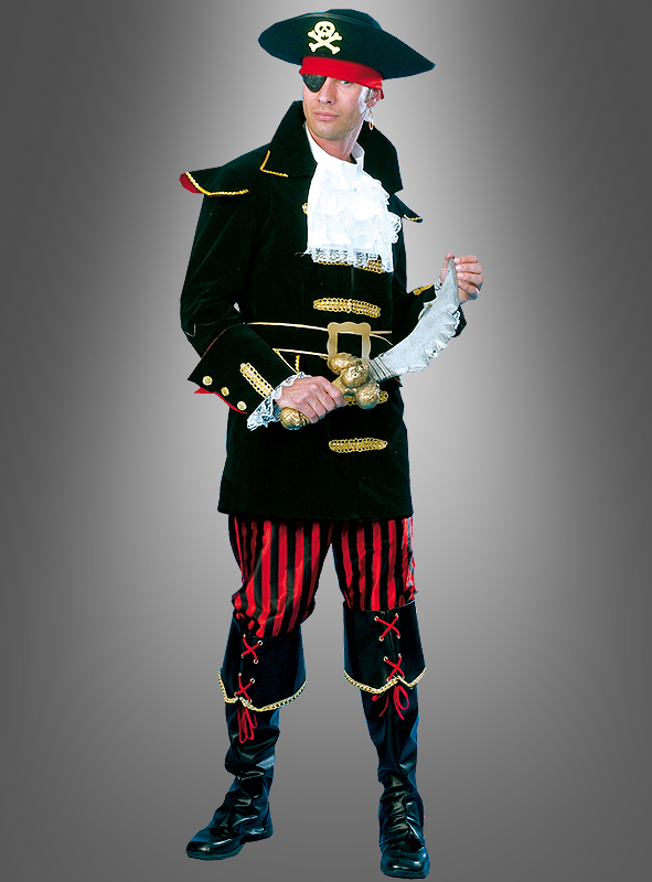 Royal Pirat Costume