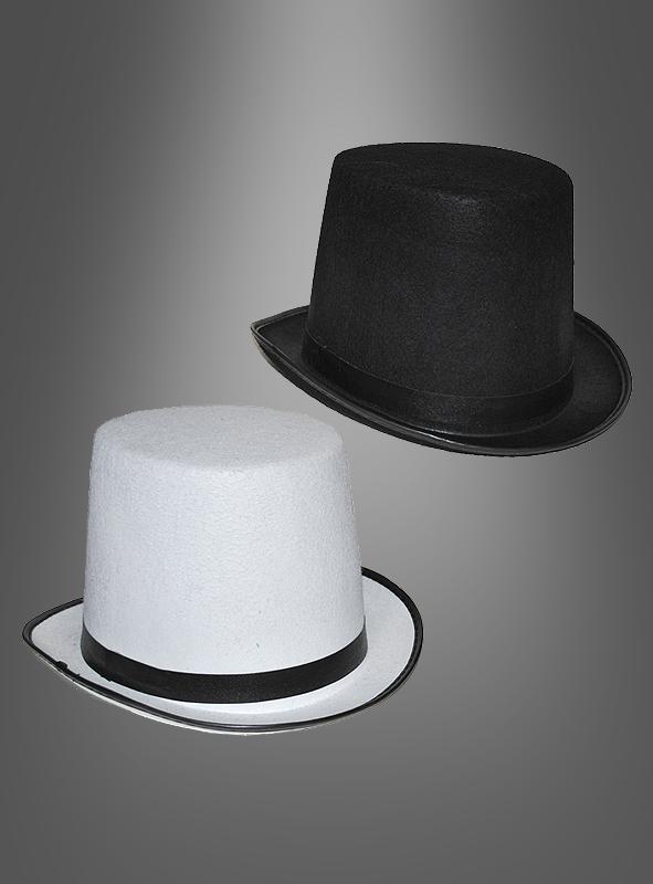 top hat cylinder man