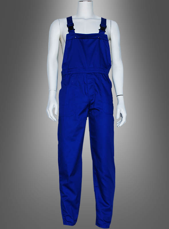 Blue Bib Overall