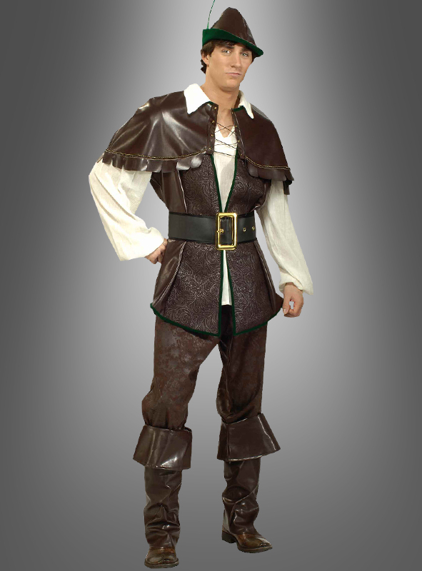 Designer Robin Hood Kostüm deluxe