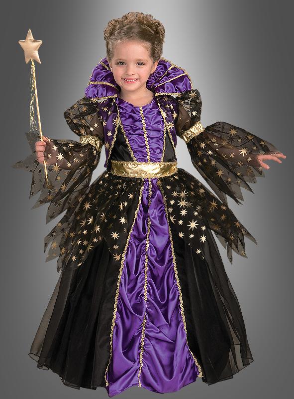 Deluxe magisches Zauberin Kostüm