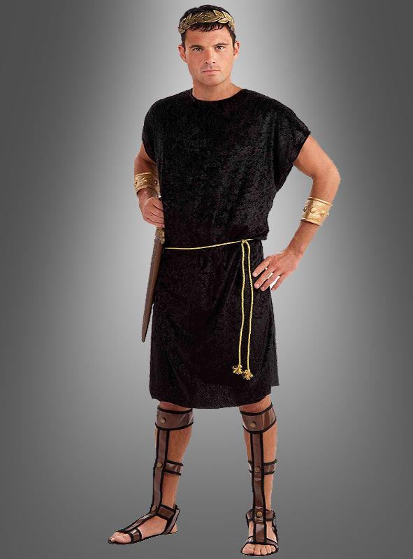 Black Roman Tunic