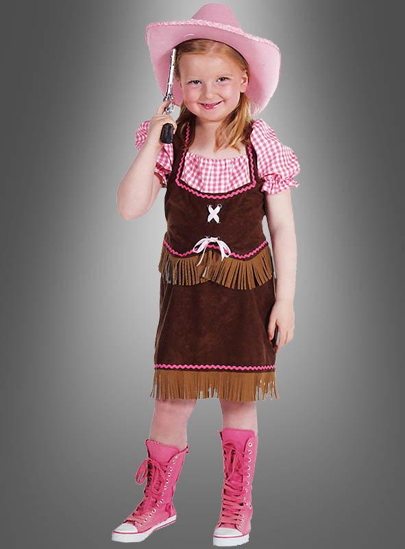Kleines Cowgirl Annie