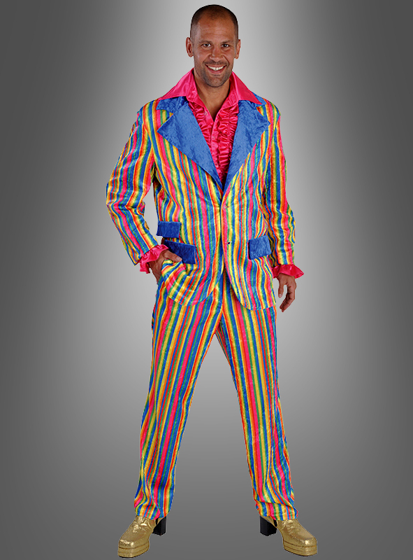 Rainbow Outfit Disco