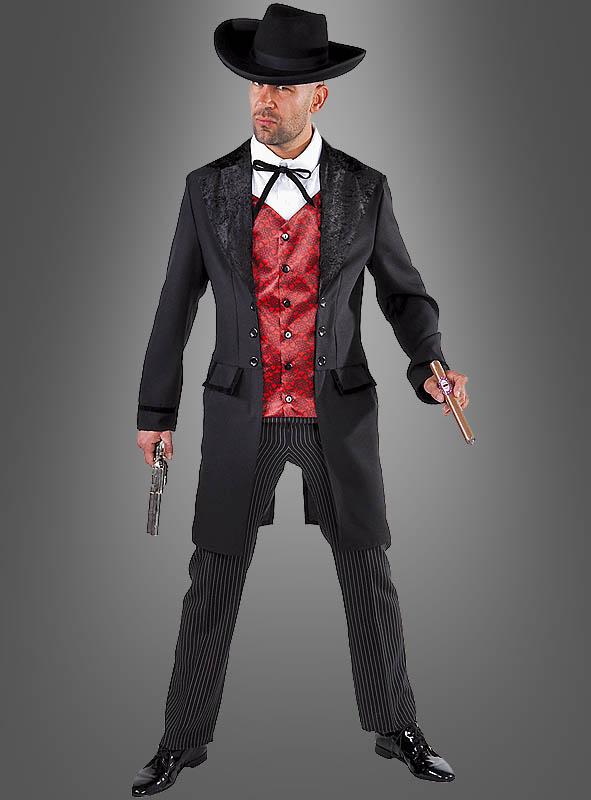 Elegant Gunfighter black