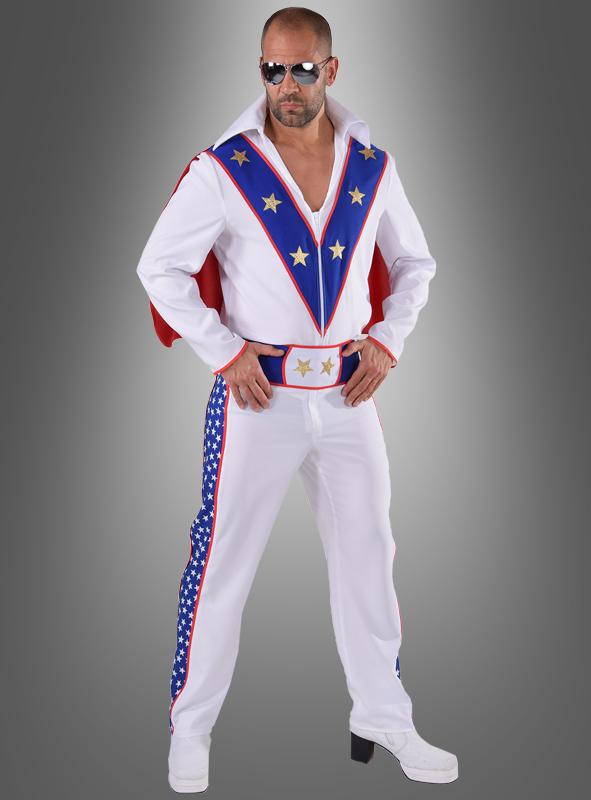 Stuntman Costume for Men