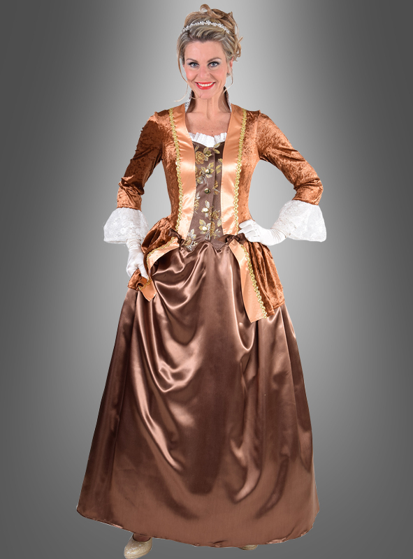 Baroness Women Costume brown
