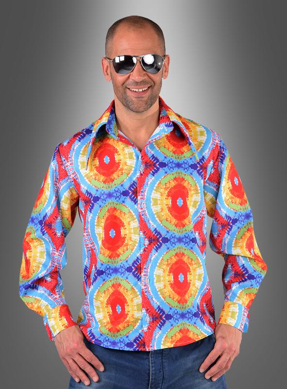 Hippie Shirt Batik for Men