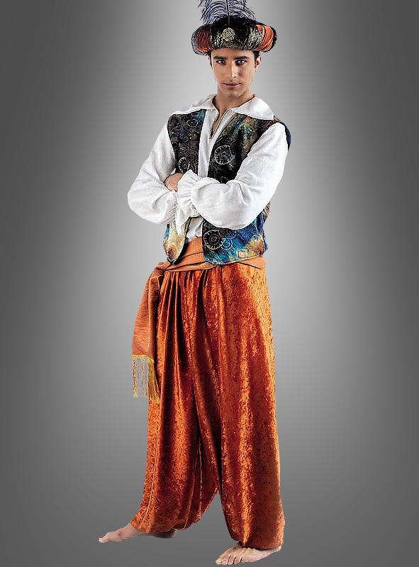 Aladin Orientkostüm
