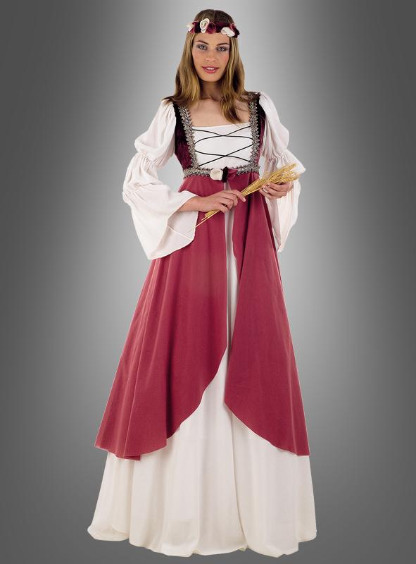 Clarisa Medieval Princess costume