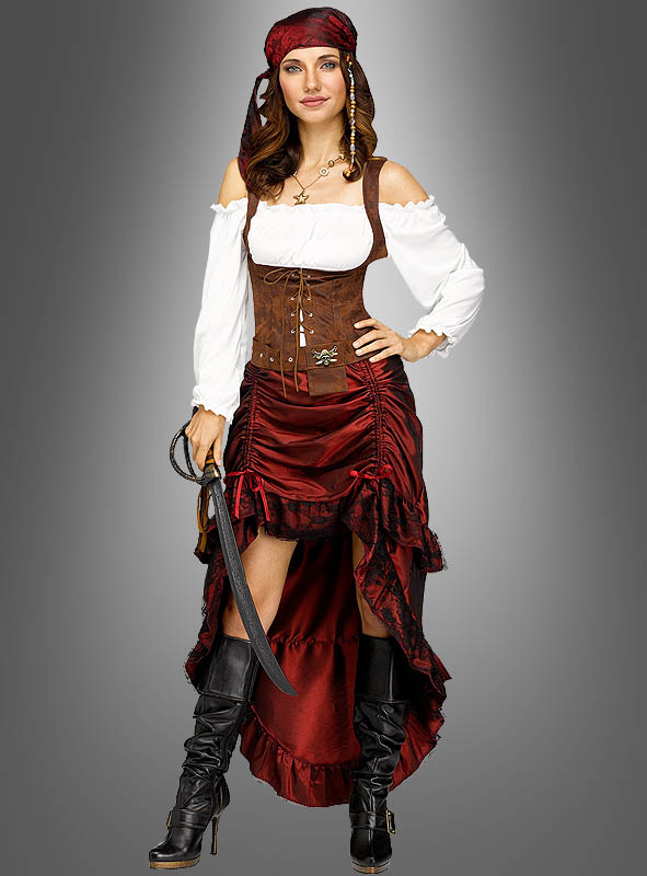 Costume Pirate of the Sea