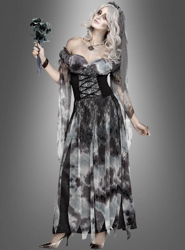 Cemetery Bride Costume