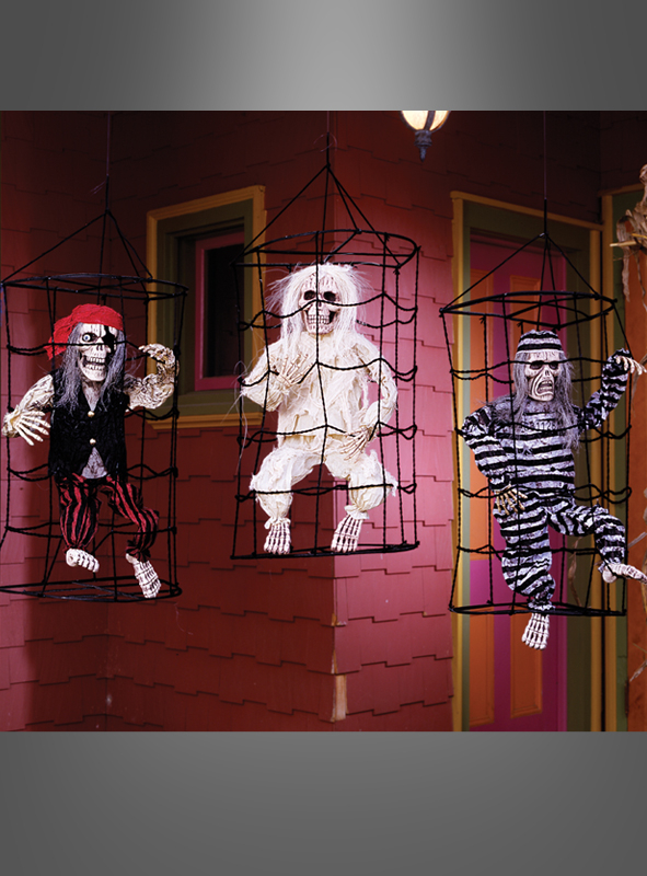 Caged Figur Halloween 70 cm