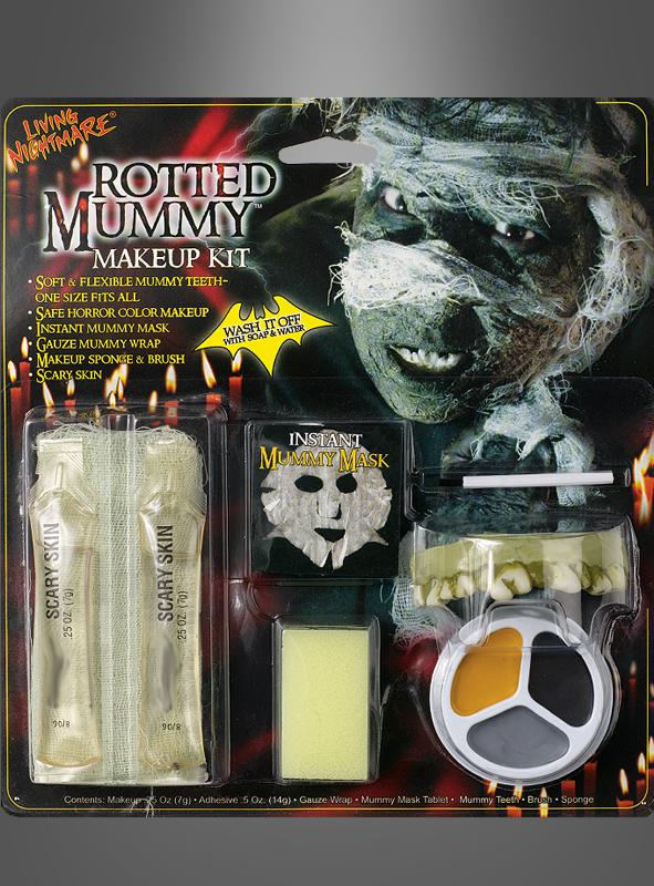 Mumie Make-up Set