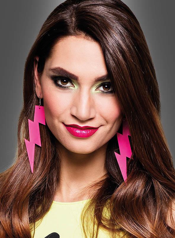 Flash 80s Earrings
