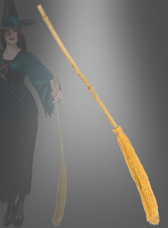 Besen für Hexen