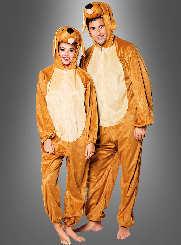 Dog Costume Jumpsuit Unisex