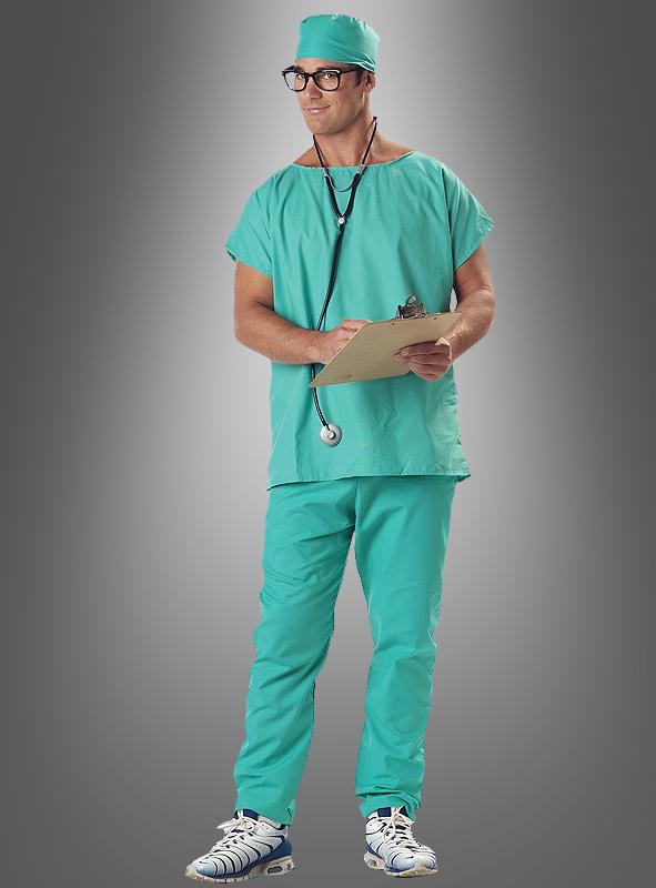 Doktor OP-Bekleidung Kostüm