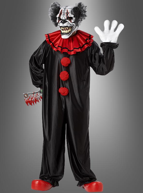 killer clown kost m bei. Black Bedroom Furniture Sets. Home Design Ideas