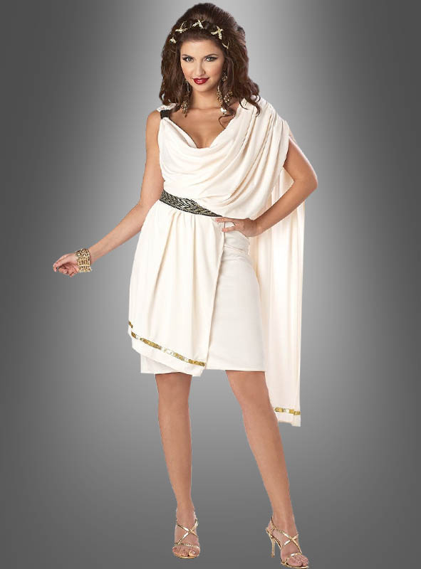 Womens Deluxe Classic Toga