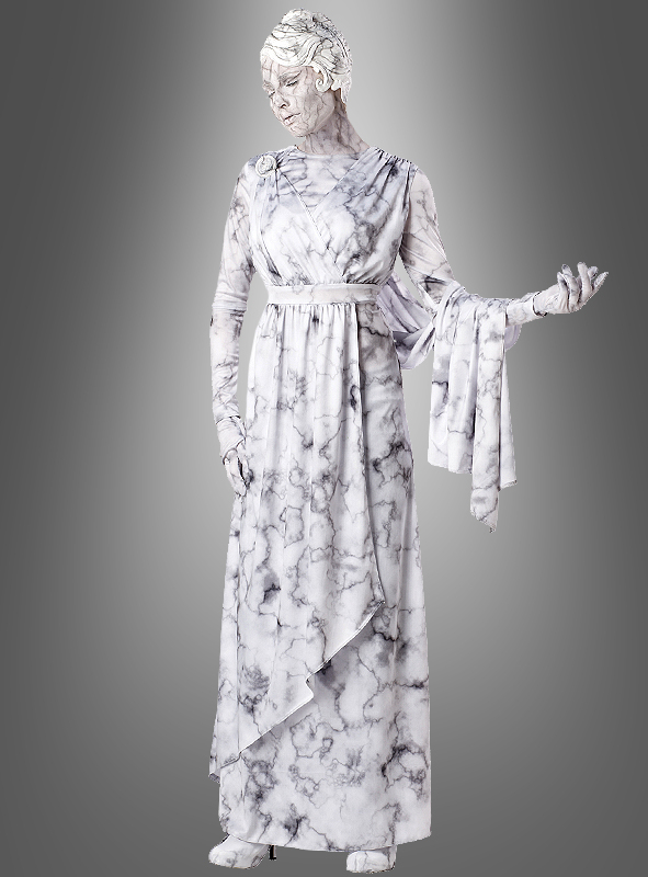 Female Venetian Statue Costume