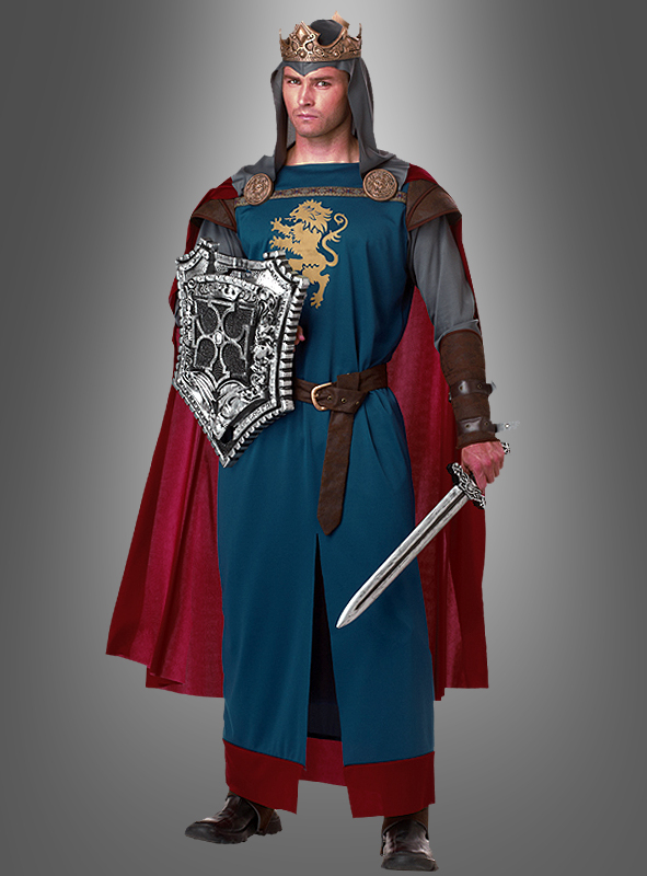 Richard Lionheart King costume