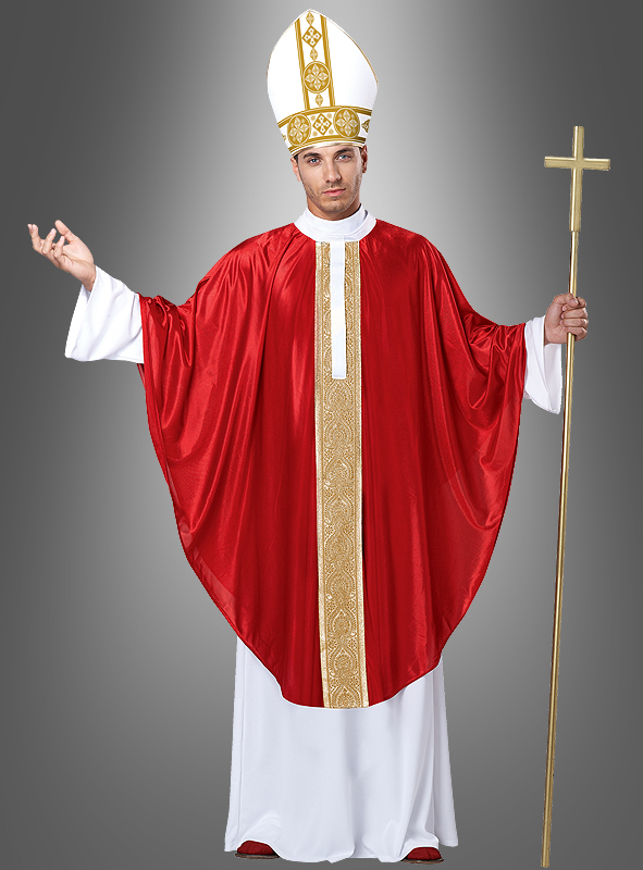Holy Pope Costume
